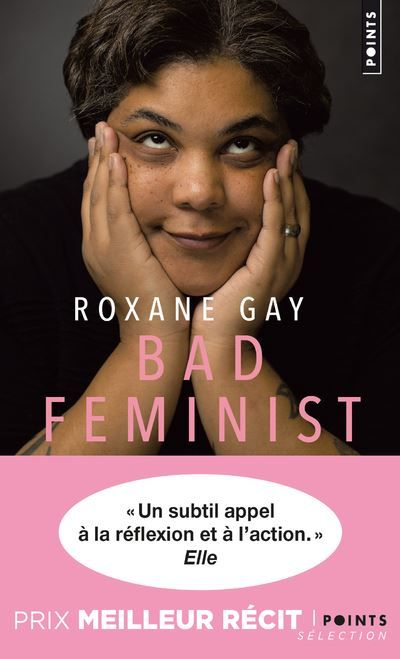 La couverture de Bad Feminist de Roxane Gay