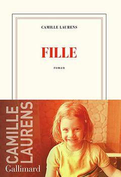 La couverture de Fille de Camille Laurens
