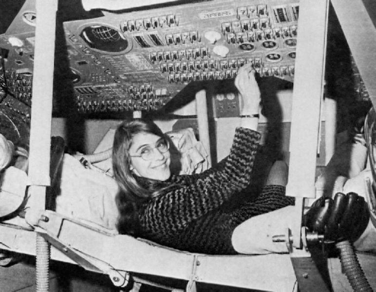 inspirante femme informatique